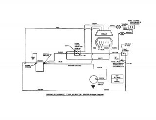 156408425_snapper rear engine riding mower wiring schematic 8 hp snapper comet rear engine riding mower parts manual 265x,2650,268x re12e engine start wiring diagram = 0 at money-cpm.com
