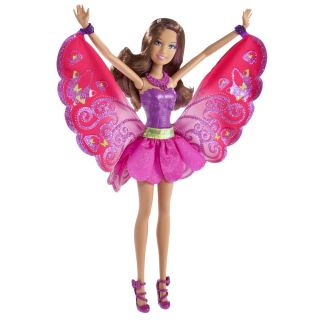 BARBIE A FAIRY SECRET Fairy Doll (Purple)   Shop.Mattel