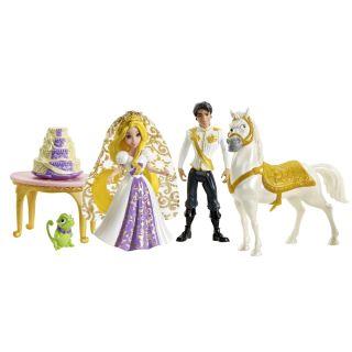 Disney Princess Rapunzel's Wedding Party Playset   Shop.Mattel