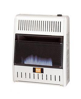 RedStone™ Dual Fuel Vent Free Blue Flame Heater, 20,000 BTU