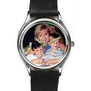 Buy personalized photo watches & find other photo gifts from