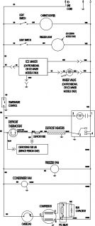 MAYTAG Refrigerator top mount Supplemental information Parts  Model