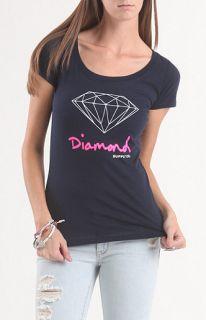 Diamond Supply Co Diamond Scoop Neck Tee at PacSun