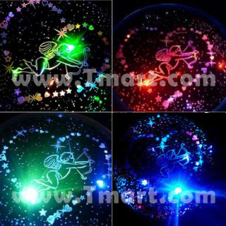 Romantic Star Lover Laser Projector   Tmart