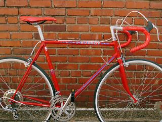 Vintage 56CM Peugeot Road Bike W/ 50s Hot Rod Look! Restored and
