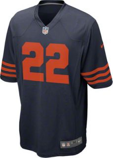 Matt Forte Youth Jersey: Alternate Navy Throwback Game Replica #22