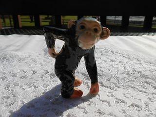 Vintage Goebel West Germany Monkey Figurine