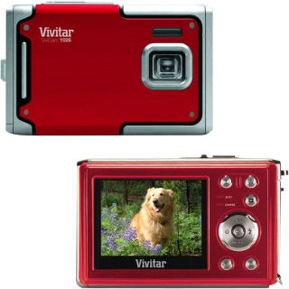 12.1MP Water Resistant Digital Camera with 4X Digital Zoom—Buy Now