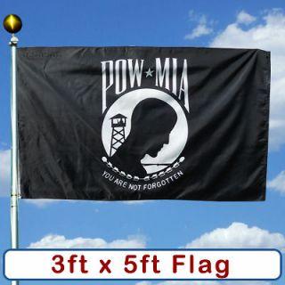 Newly listed POW MIA FLAG army navy marine corps vietnam veteran p.o.w