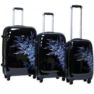 CalPak Bangkok Expandable Hardsided Luggage Set at Brookstone—Buy