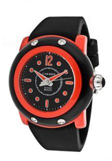 Glam Rock GD1004 Watches,Womens Miami Beach Black Dial Black