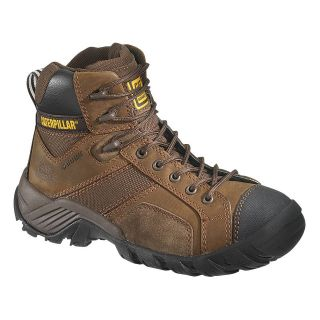 CAT Footwear Womens Argon Hi Waterproof Composite Toe Work Boots
