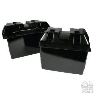 Battery Box   Large   Camco RV 55372   Battery Accessories   Camping