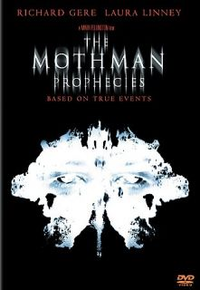 The Mothman Prophecies DVD, 2002