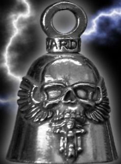 Ghost Rider Spirit Motorcycle Guardian Bell Pewter NEW