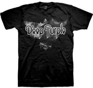 Deep Purple Bird Tour Mens T Shirt   New & Official In Sealed Bag [3