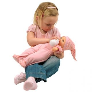 You & Me Sweet Dreams Baby has lots of lifelike sounds and features