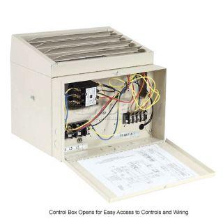 Heaters  Unit Electric  Berko® Multi Watt Unit Heater With