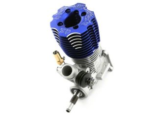 21 TM Monster Truck Engine with Revo/Slayer Manifold [OSM12241
