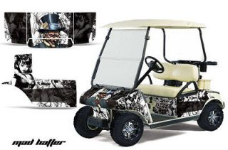 golf cart wrap in Push Pull Golf Carts