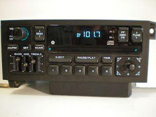 RAM PICKUP TRUCK&VAN 87 00 DAKOTA/DURANGO OEM CD PLAYER RADIO STEREO