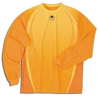 SENSOR SmartBreathe ORANGE / YELLOW Professional Goalkeeper Jersey