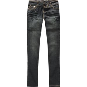 SCISSOR Back Flap Girls Skinny Jeans 178403811  jeans
