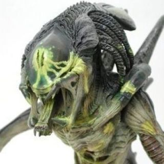 PREDALIEN AVP2 ALIENS BATTLE DAMAGE VER HOTTOYS HOT TOYS FIGURE SA