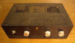 heathkit tube amplifier in Vintage Amplifiers & Tube Amps