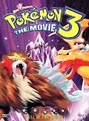 Pokémon the Movie 3 DVD, 2001