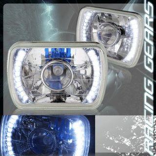 GMC Suburban/Yukon 7x6 H6054 Chrome Housing LED Projector Sealed Beam