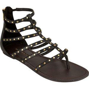 women  Shoes  madden girl multi strap womens sandals