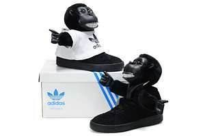 adidas Jeremy Scott Gorillas Shoes Leopards Wings Nicky Minaj Lil