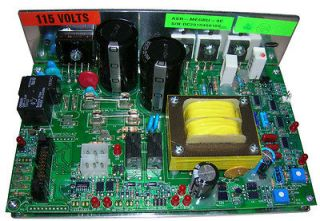 STARTRAC TREADMILL 7600 PRO MOTOR CONTROL BOARD PART REFURBISHED