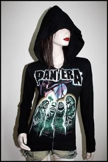 Pantera Heavy Metal Rock DIY Slim Fit Hoodie Top