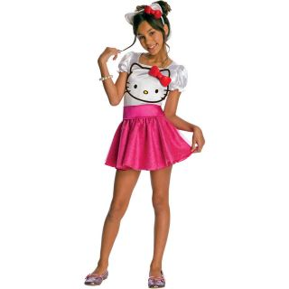 Hello Kitty   Hello Kitty Tutu Dress Child Costume Hello