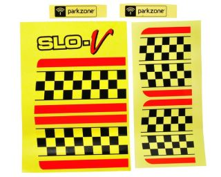 ParkZone Decal Sheet (Slo V) [PKZ1302]  Stickers & Decals   A Main