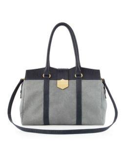 Handbags by Romeo & Juliet Couture Karalyn Colorblock Tote Bag