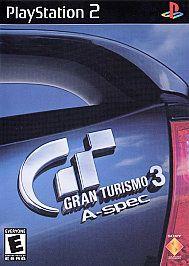 Gran Turismo 3 A spec Sony PlayStation 2, 2001