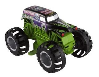 Hot Wheels Monster Jam Grave Digger Truck
