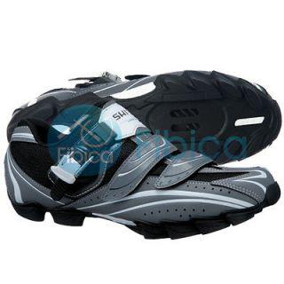 SH M087 MTB Mountain Bike Cycling Shoes Mens Grey 7.5 8.5 9 10 11.5