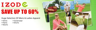 Ladies Shirts Ladies Pants/Shorts Ladies Outerwear Ladies Golf/Casual
