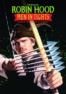 Robin Hood Men in Tights DVD, 2006