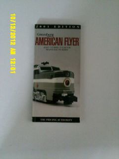 Newly listed Greenberg Guides American Flyer and Other s Gauge