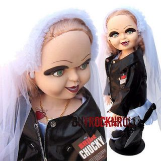 Bride of Chucky 26 TIFFANY PLUSH DOLL (Childs Play Figure