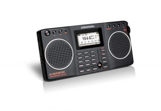 New Grundig NG2B Reporter AM/FM Shortwave Portable Radio Recorder