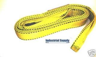 Nylon Sling EE1 901 10 ft Lifting Tow Strap Web Sling