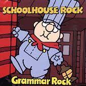 Schoolhouse Rock Grammar Rock by Schoolhouse Rock CD, Apr 1997, Kid