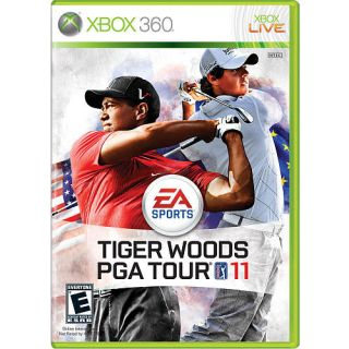 Tiger Woods PGA Tour 11 Xbox 360, 2010