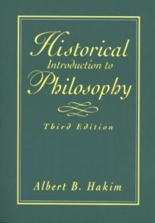 Introduction to Philosophy by Albert B. Hakim 1996, Paperback